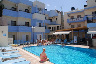 Sunshine Apartments Malia