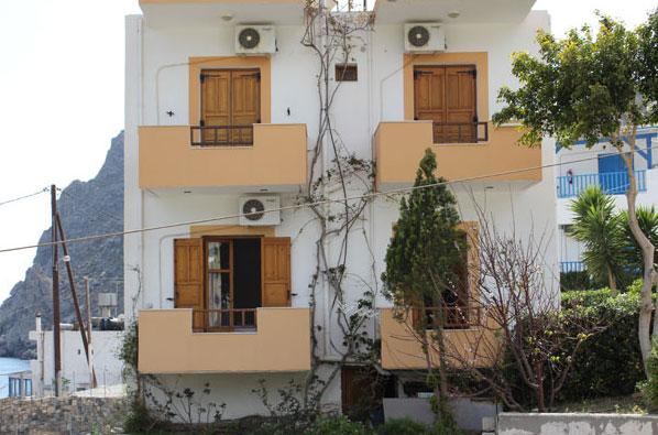 Panorama Apartments Lentas